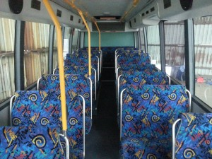 inside seating