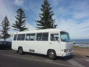 Our 21 seater