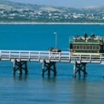 ride the horse drawn tram from Victor Harbor to Granite Island and see the fairy penguins