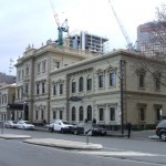 Old Adelaide treasury Buildings now a hotel